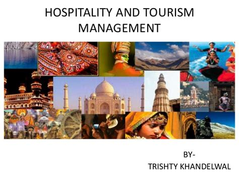 Mba In Hospitality And Tourism Management In Usa by Hospitality And Tourism Management