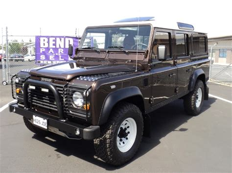 range rover defender 1990 1990 land rover defender for sale classiccars com cc