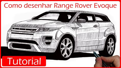 range rover drawing how to draw cars range rover evoque
