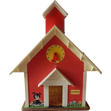 fisher price little people house fisher price little people school house from colemanscollectibles on ruby lane