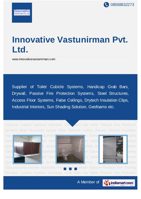 innovative themes pvt ltd innovative vastunirman pvt ltd pune dry walls ceilings