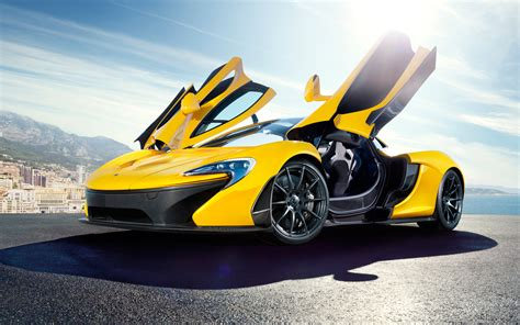 old mclaren 2014 mclaren p1 front three quarters photo 5