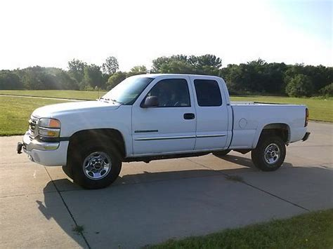 2003 gmc sierra 2500 recalls cars com sell used no reserve 2003 gmc sierra 2500hd extended cab short box chevy silverado 6 0 in south