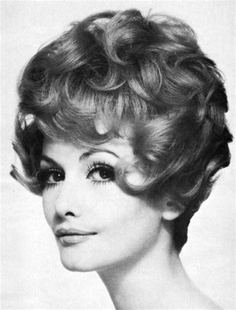 who inspired the bubble cut hairstyle hairstyles in the 1960s