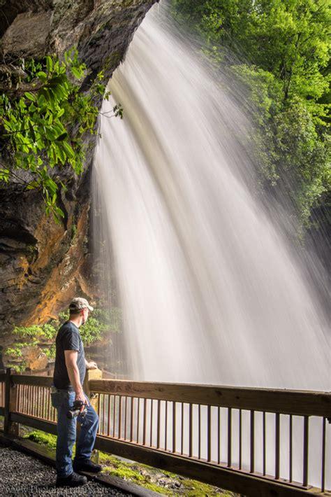 dry falls   amazing north carolina waterfall