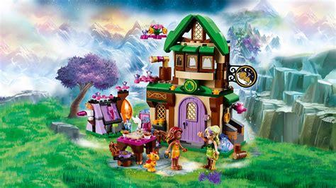 Mainan Lego Lego Elves 41174 lego elves 41174 the starlight inn co uk toys