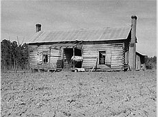 Sharecropping and Tenant Farming in Alabama | Encyclopedia ... Sharecropping House