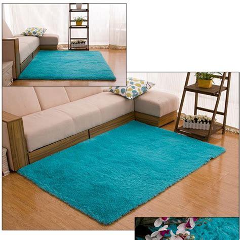 cm large size fluffy rugs anti skid shaggy area rug