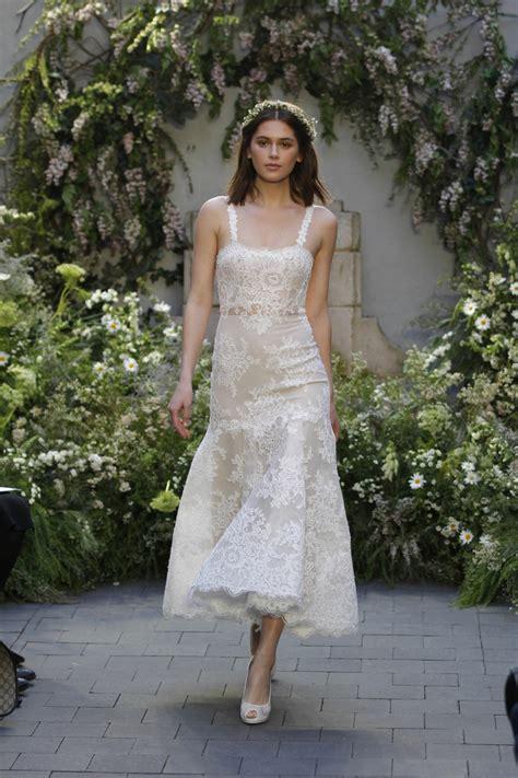Brautkleider Wadenlang by Moderne Brautkleider Wer Steht Hinter Der Brautmode