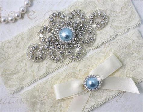 Zanna Set Crm 3 In 1 best seller zanna light blue pearl wedding garter set