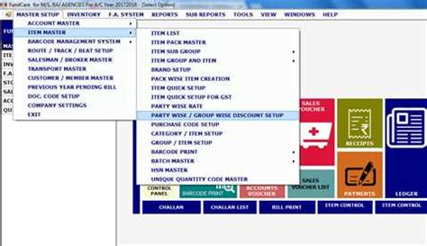 excel tutorial ujjain account billing stock keeping software and web design