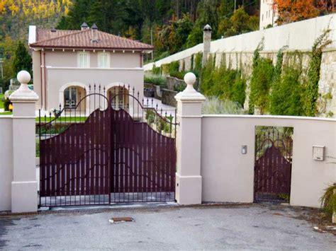 porte da giardino cancelli tante idee per la vostra porta da giardino ideale
