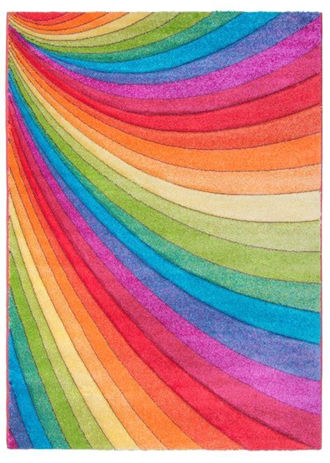 rainbow rugs rainbow modern rug