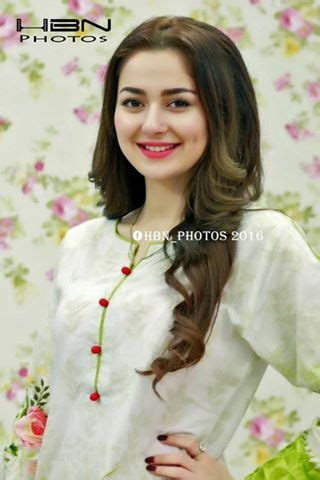 hania aamir in a morning show for promotion of film