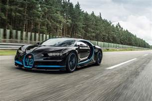 All Bugatti The Bugatti Chiron Holds A New World Record Gear Patrol