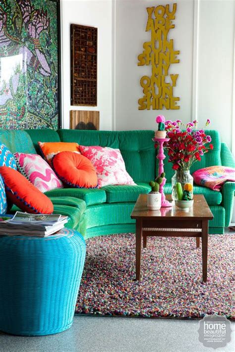 25 bright interior design ideas and colorful inspirations un appartement 224 tendance boho chic le cahier