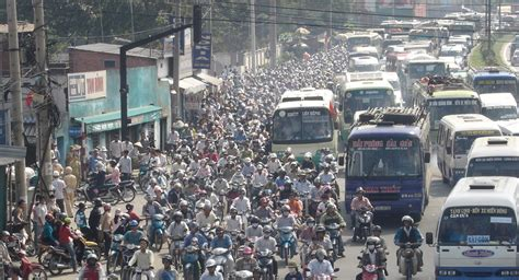 Hanoi Traffic Essay by All Small Chested Drivers Banned From Motorbikes