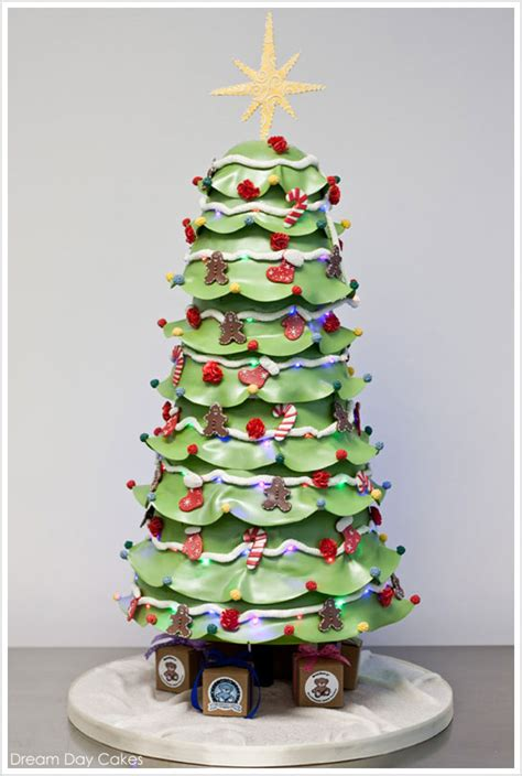 christmas tree cake tattoo pictures to pin on pinterest