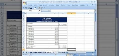 learn microsoft excel 2007 video tutorials free excel 2007 vba video tutorial free download