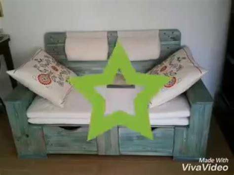Creare Un Divano by Creare Un Divano Con Pallets E Bancali Recycling Pallets