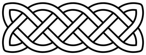 File:Celtic knot basic linear.svg   Wikimedia Commons