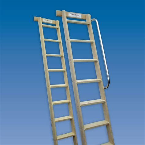 Timber Shelf Ladder Hulley Ladders Bunk Bed Ladder Safety