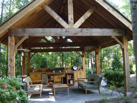 Backyard Pavilions by 25 Best Ideas About Outdoor Pavilion On