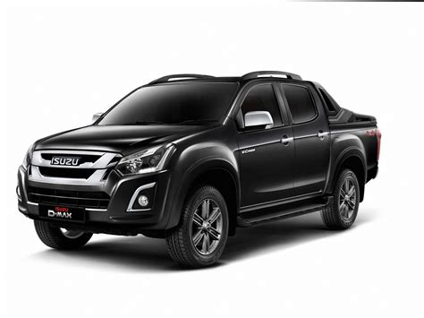 isuzu d max isuzu launches facelift d max in malaysia from rm83k