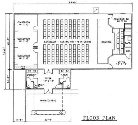 floor plans for churches small church buildings home design ideas amazing design of small church floor plans
