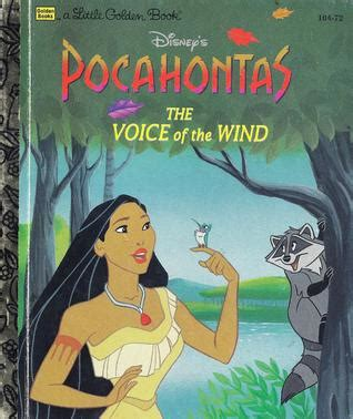 a voice in the wind of the the voice of the wind disney s pocahontas golden