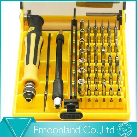 professional 45 in 1 jk 6089 b hardware driver tool