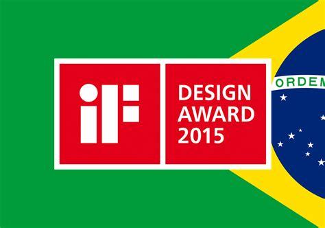 design competition indonesia 2015 brasileiros recebem 43 pr 234 mios no if design award 2015