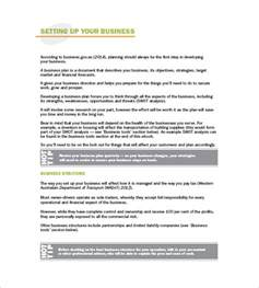 Trucking Business Plan Template Free trucking plan business template 10 free word excel