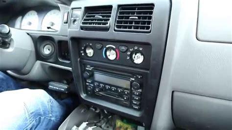 2004 Toyota Tacoma Radio Toyota Tacoma 1998 2004 Iphone Ipod Aux And Bluetooth