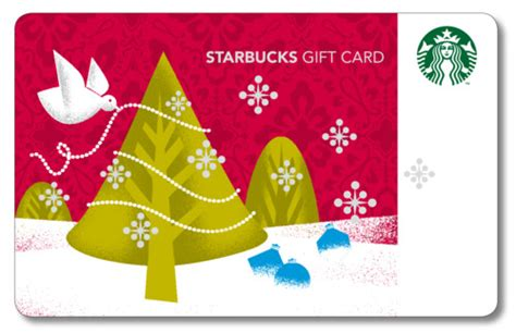 christmas starbucks card christmas lights card and decore