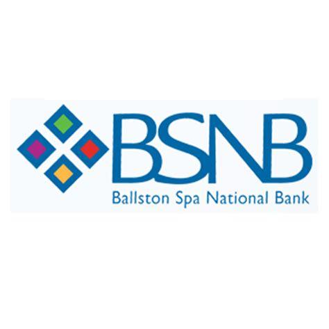 ballston spa national bank (bsnb) online banking login
