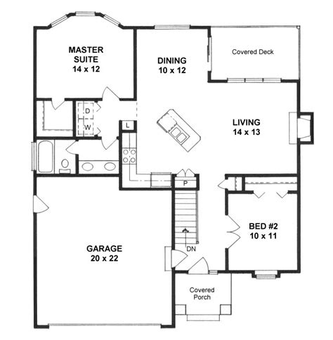 house plan 62628 at familyhomeplans