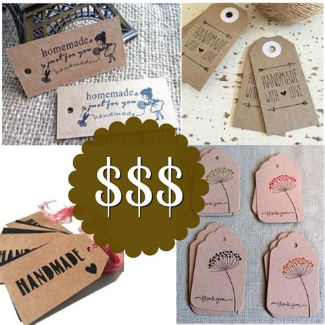How To Price Handmade Items - how to sell your handmade goods sew much