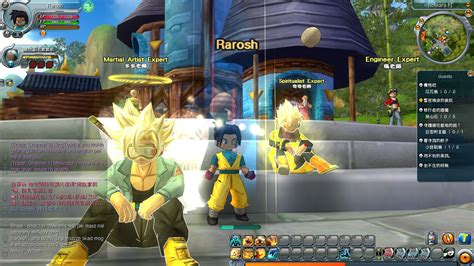 game java dragon ball online mod dragon ball online ferme en cor 233 e