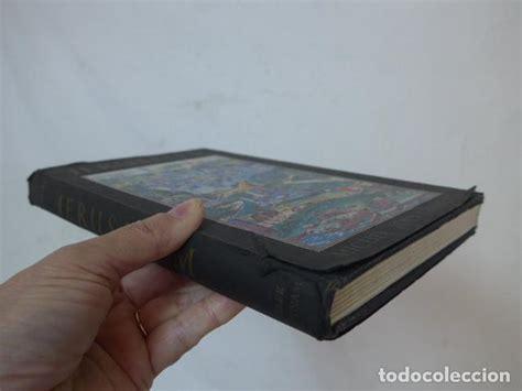 jerusaln un libro antiguo libro de jerusalem jerusalen israel comprar libros de geograf 237 a y viajes en