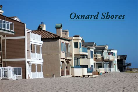 oxnard and marina homes for sale from a beachfront