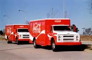 coca cola truck coca cola delivery truck from the 1980s the coca cola company