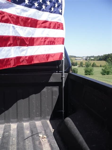 truck bed flag flag mount ideas page 2 ford f150 forum community of