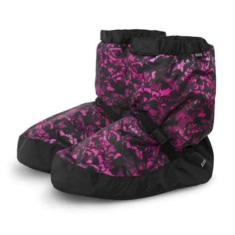 bloch pattern warm up booties bloch child s patterned warmup booties