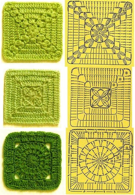 Grilles Tricot by Mes Favoris Tricot Crochet 50 Grilles De Carr 233 S Au