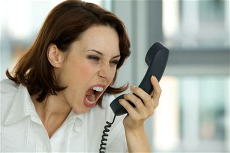 Screaming Phone o tempora o mores how to drive a customer service