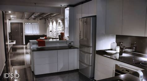 kitchens for flats kitchen of a small 2 bed room apartment in singapore by