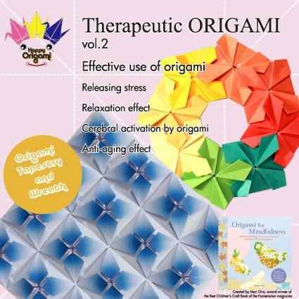 Uses Of Origami - therapeutic origami happyorigamipaper