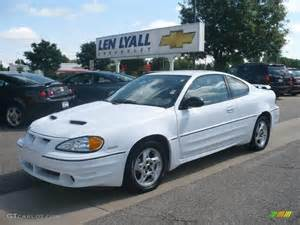2005 Pontiac Grand Am Gt 2005 Summit White Pontiac Grand Am Gt Coupe 15269147