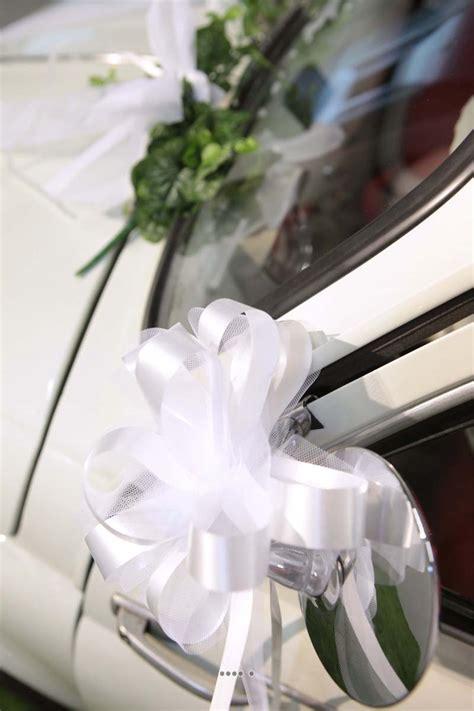 kit decoration voiture mariage kit decoration mariage pour voiture complet tout en un du